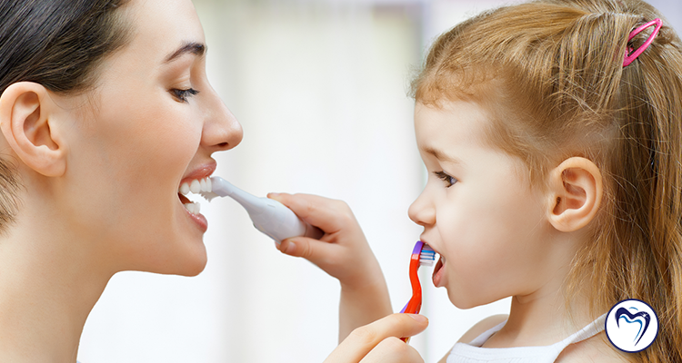 February is National Children's Dental Health Month featured image